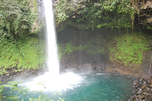 La Fortuna Waterfalls