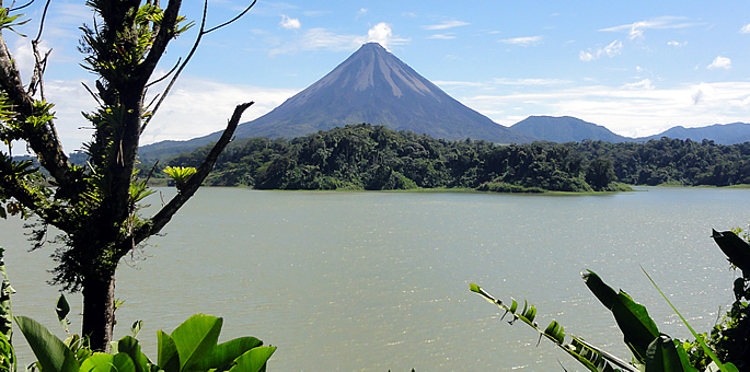 Arenal Site Seeing Tours