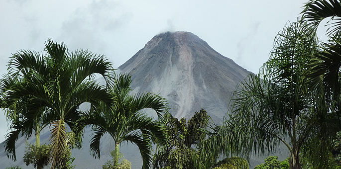 Rainforests and Volcanoes