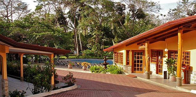 Cabinas Espadilla - Manuel Antonio Costa Rica Hotel Antonio Banderas Restaurant
