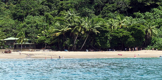 Cano Island Biological Refuge