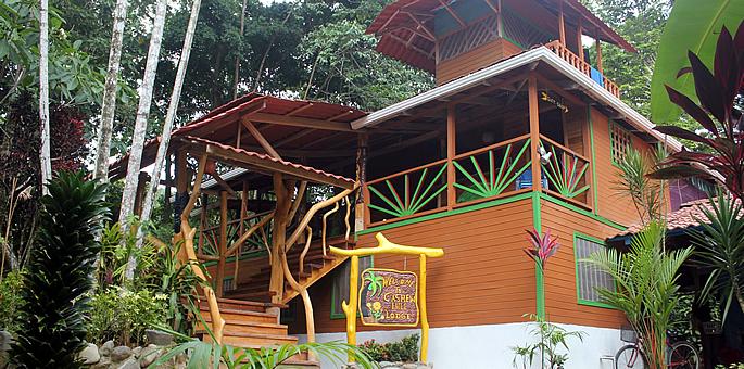 Cashew Hill Jungle Cottages Caribbean Puerto Viejo Costa