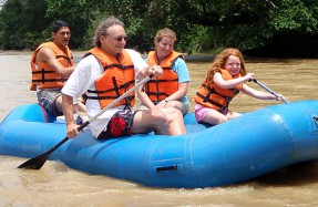 Costa Rica Safari Rafting