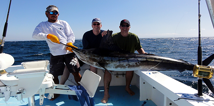 Sport Fishing Costa Rica Vacations