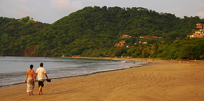 Playa Hermosa de Guanacaste