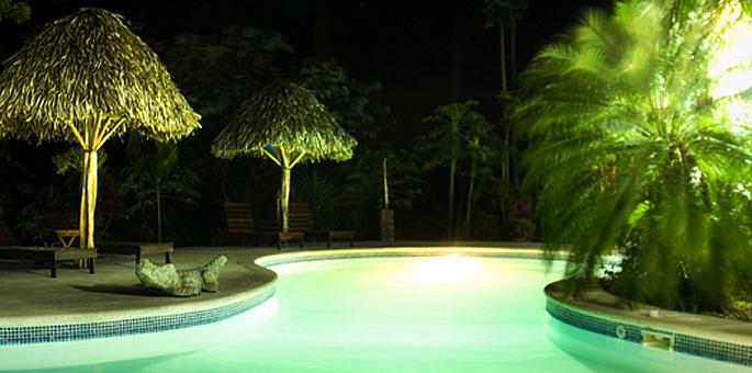 Las Ranas Lodge
