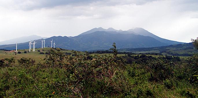 Miravalles Volcano Protected Zone