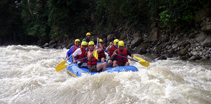 Wet and Wild Inclusive Adventure