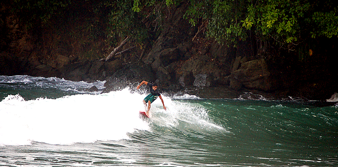 Costa Rica Surfing Vacations