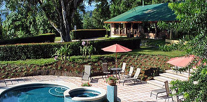Hotel Villa Florencia Turrialba Costa Rica Hotel